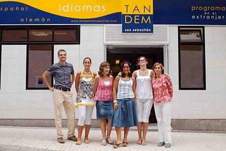 TANDEM San Sebastián - about us