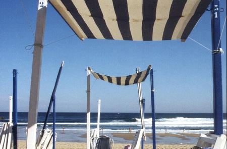 Tandem san sebasti n la ville de saint s bastien - Toldos para la playa ...