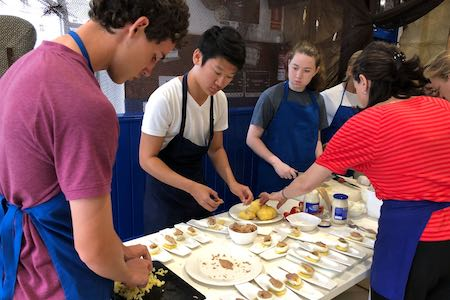 Tandem san sebasti n programa cultural y actividades - Cursos de cocina en san sebastian ...